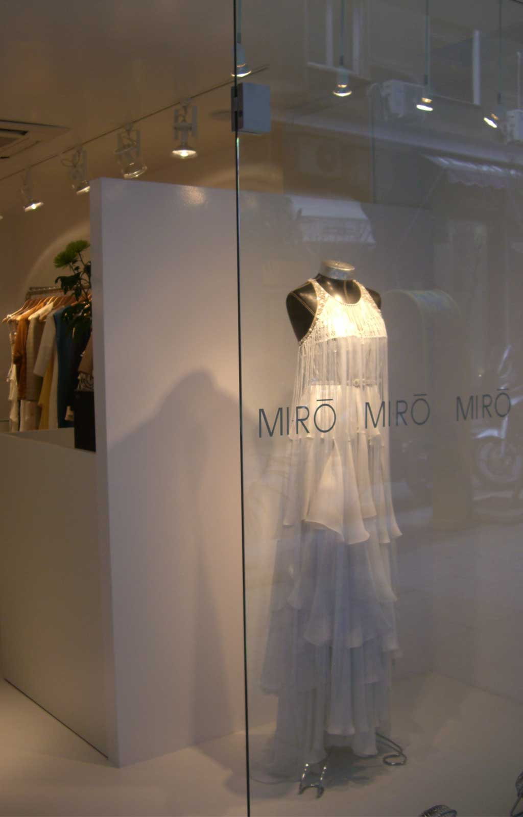 MIRO SHOWROOM