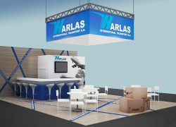Harlas Exhibition Stand 1