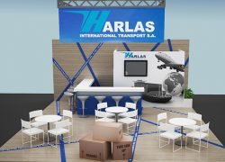 Harlas Exhibition Stand 2